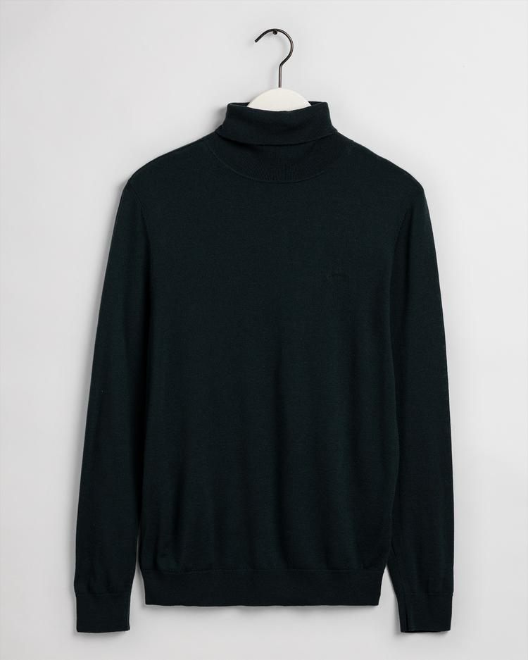 GANT Men's Washable Merino Turtleneck Sweater - 8050068