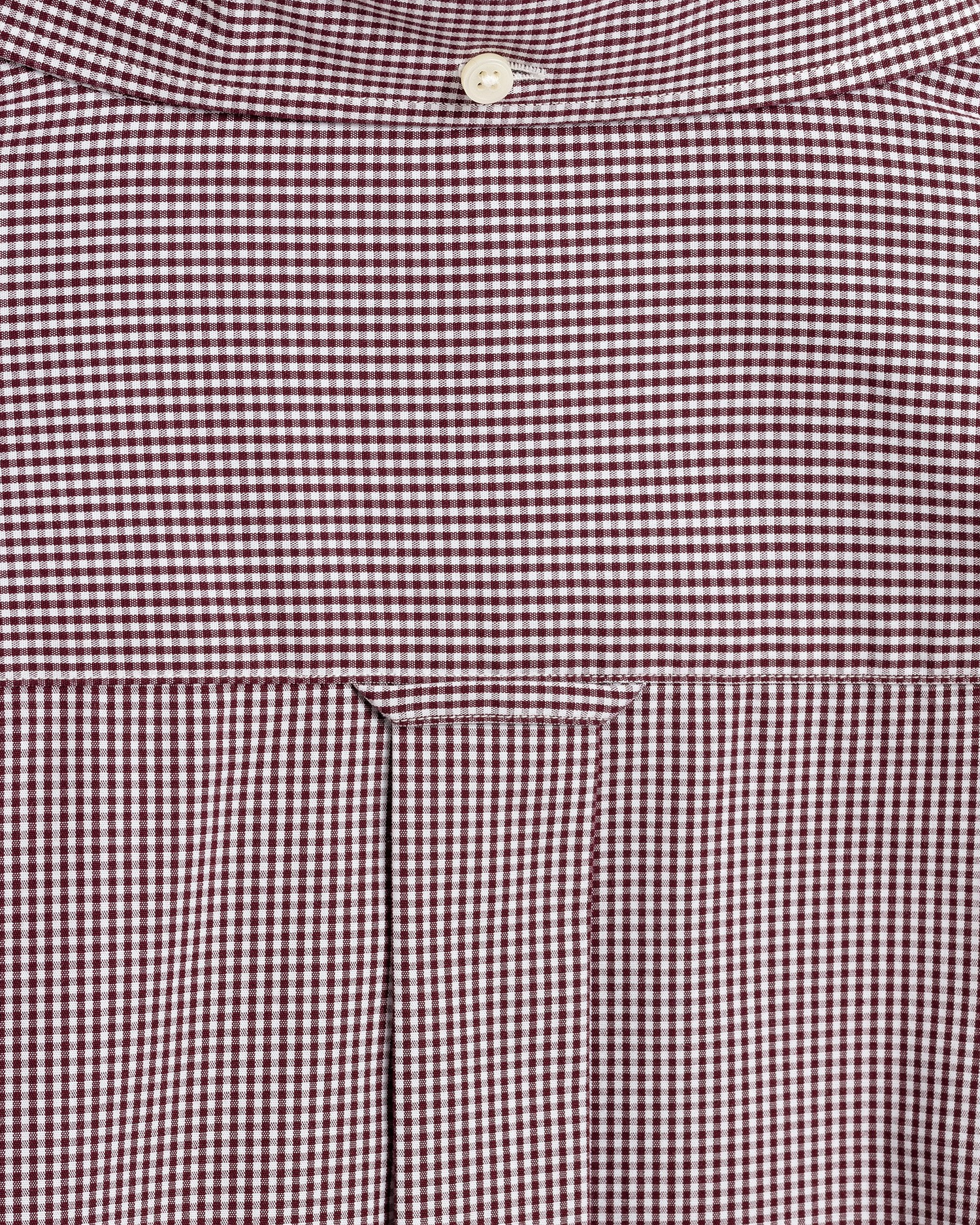 GANT Men's Bc Gingham Contrast Regular Fit Broadcloth Shirts - 3063600