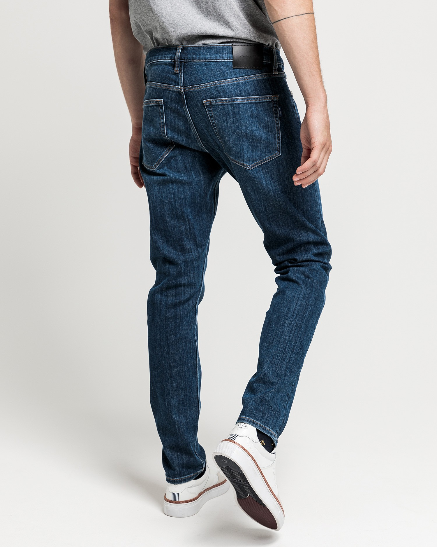 GANT Men's Tp Tapered Jeans - 1002803