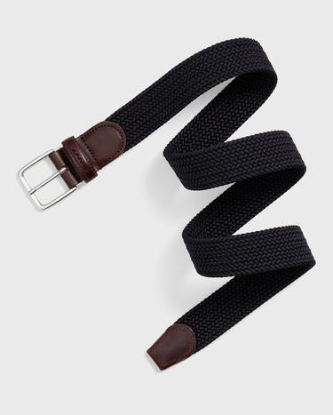GANT Unisex Elastic Braid Belt - 94494
