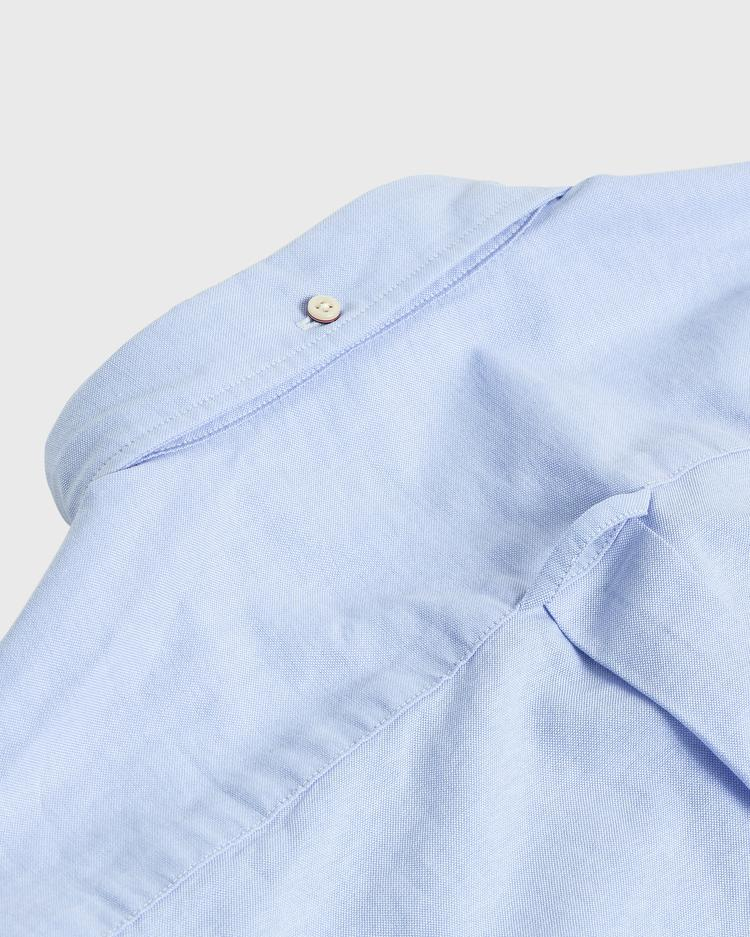 GANT Men's The Oxford Shirt Regular Fit Broadcloth Shirts - 3046000