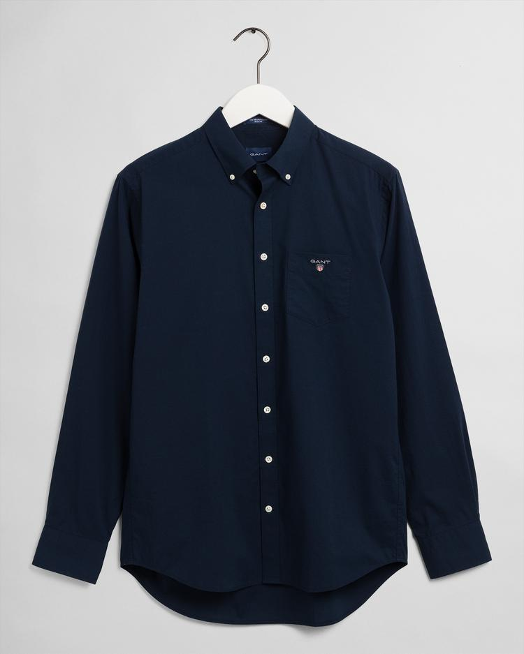 GANT Koszula Męska The Broadcloth Regular Fit - 3046400