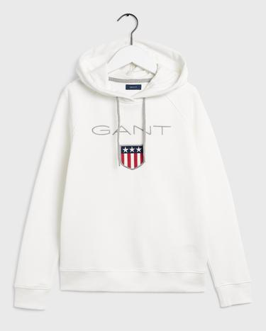 GANT Women's Shield Sweat Hoodie - 4204617