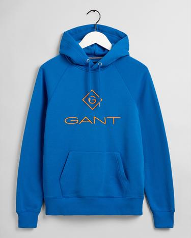 GANT Men's Color Lock Up Hoodie - 2047013