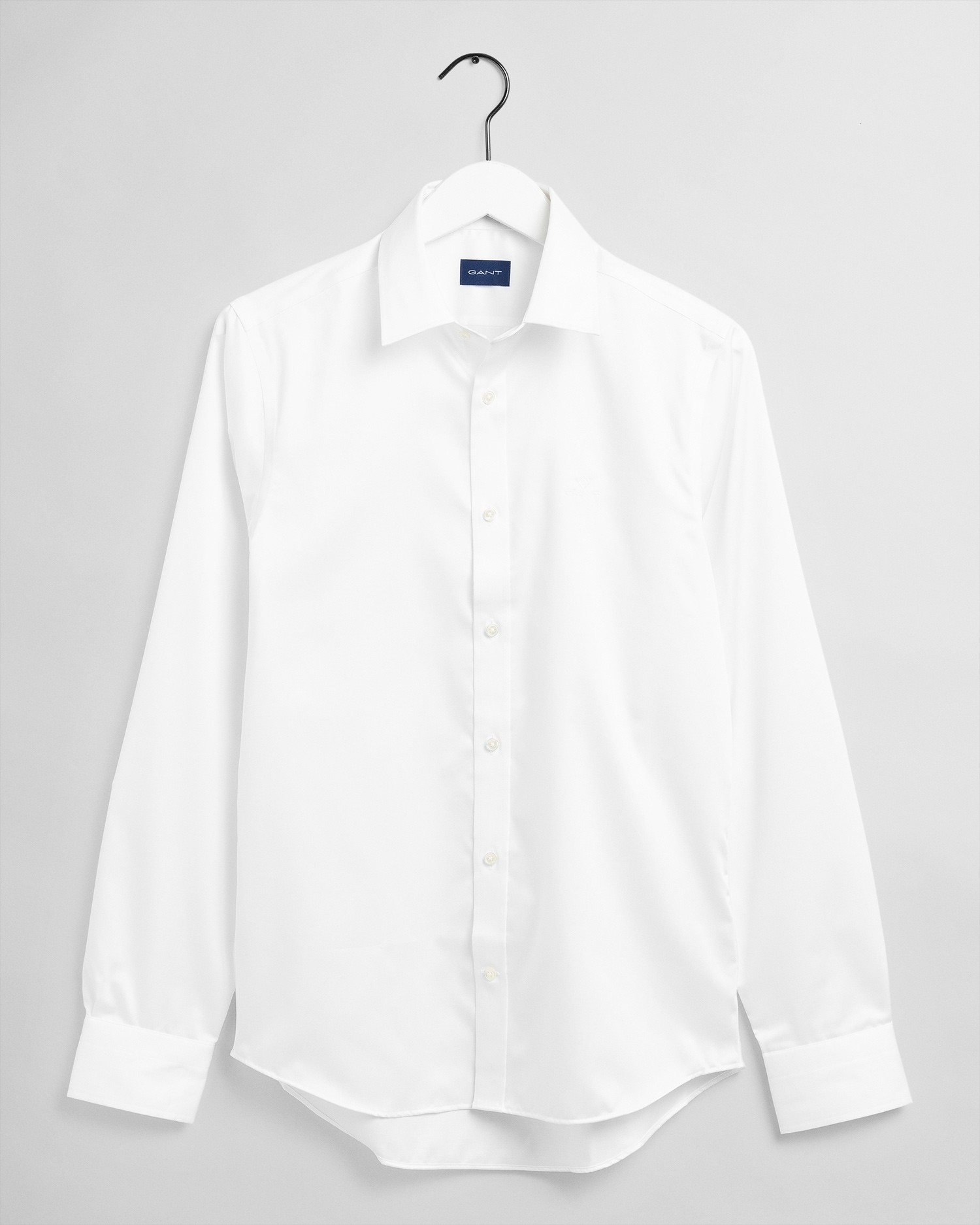 GANT Men's The Sateen Slim Fit Town Shirt - 3063506
