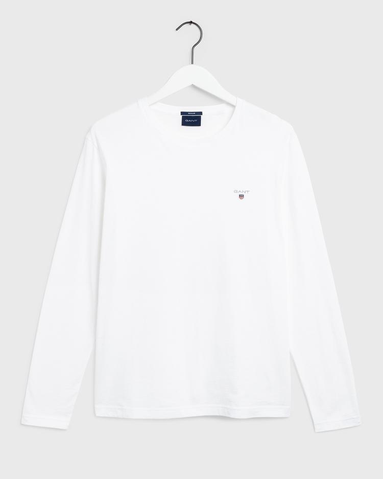 GANT Men's White T-Shirt - 234502