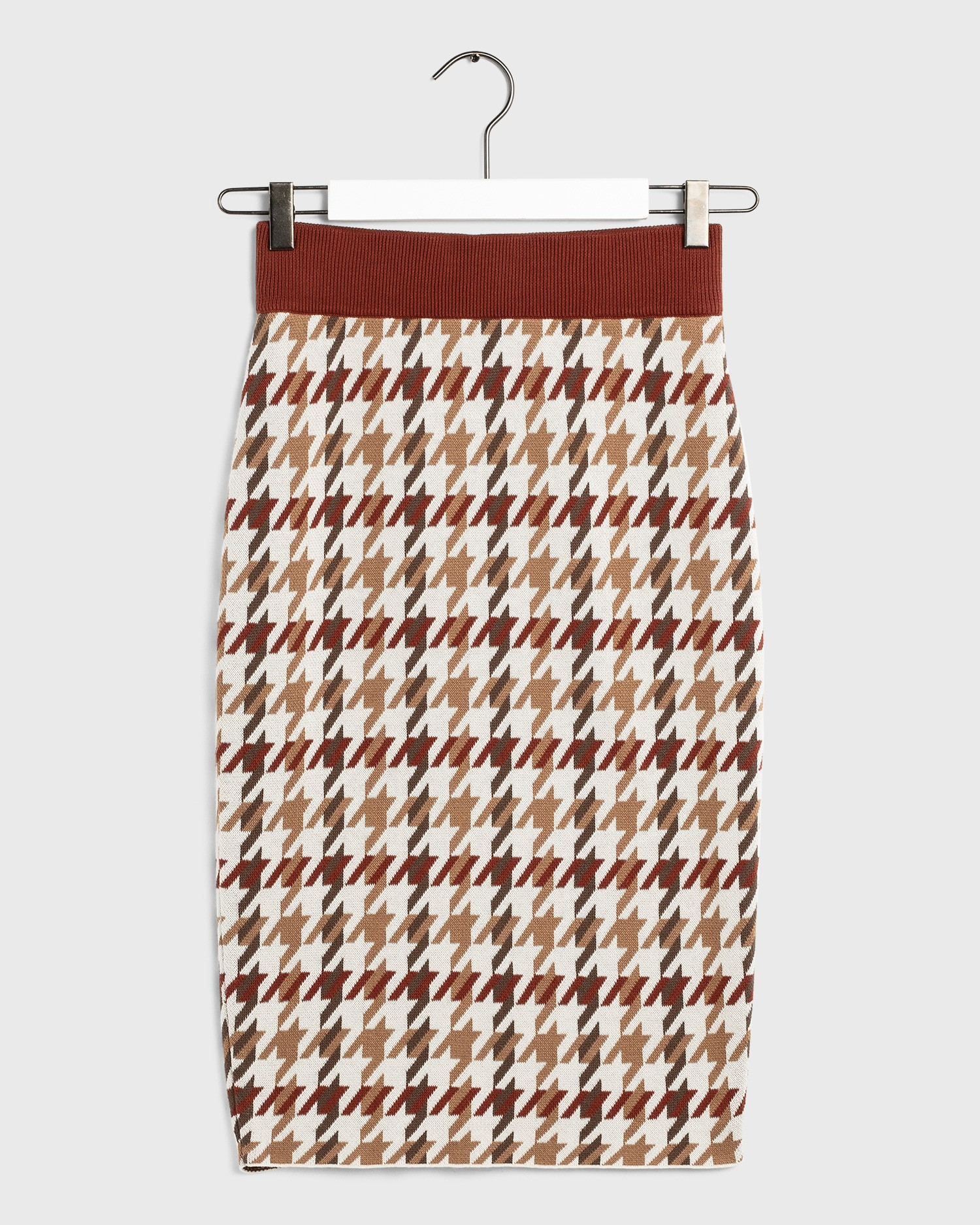 GANT Women's Checked Knitted Skirt - 450218