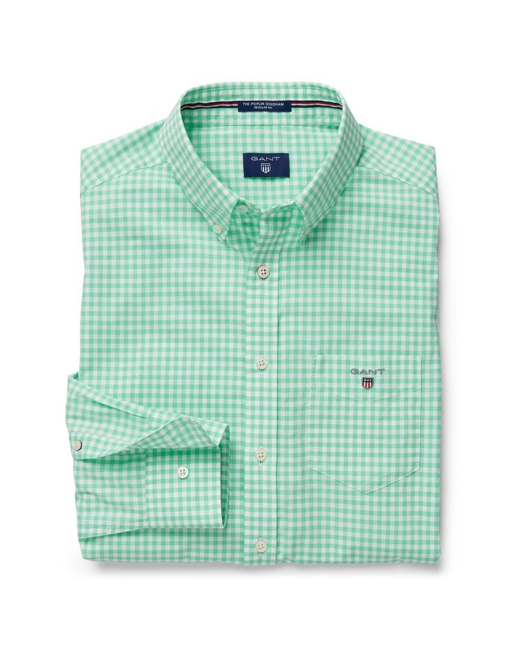 GANT Men's Green Shirt - 371020