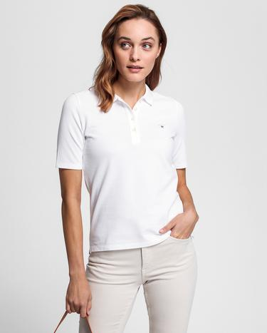 GANT Women's Original Pique Polo - 402210
