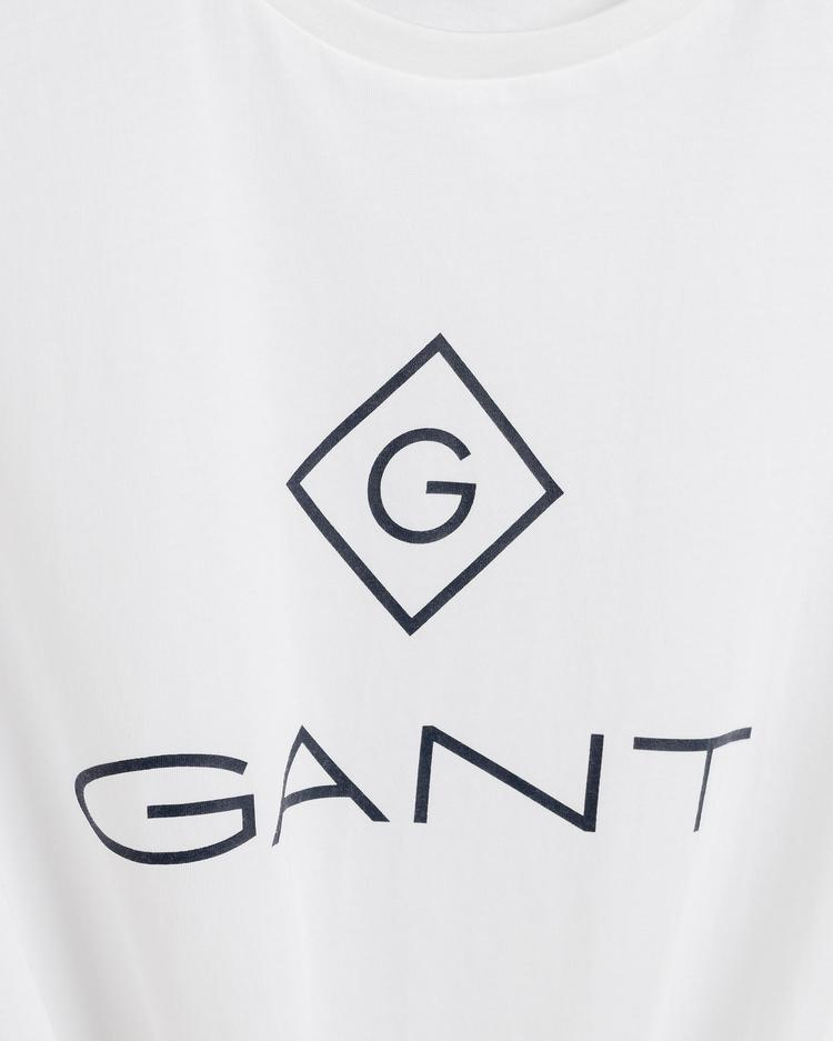 GANT Men's Lock Up Short Sleeve T -Shirt - 2023000